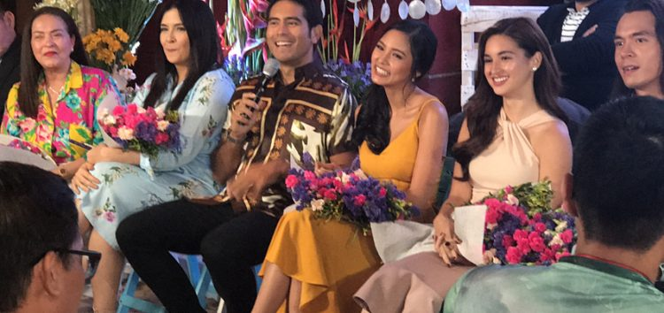 Ikaw Lang Iibihin airs on ABS-CBN PrimeTanghali beginning May 1