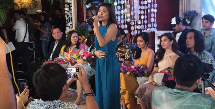 "WATCH: Maris Racal sings Kimerald's ""Ikaw Lang Ang Iibigin"" official theme song"
