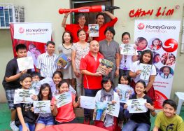 Moneygram Foundation donated books to support early education in PH