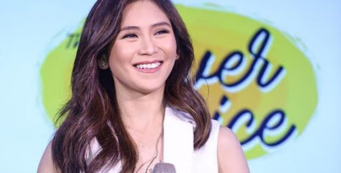 Sarah Geronimo shares her secret in taking care of her voice
