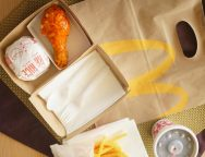 Take a bite to the new McDonald's Spicy Buffalo-Style Chicken