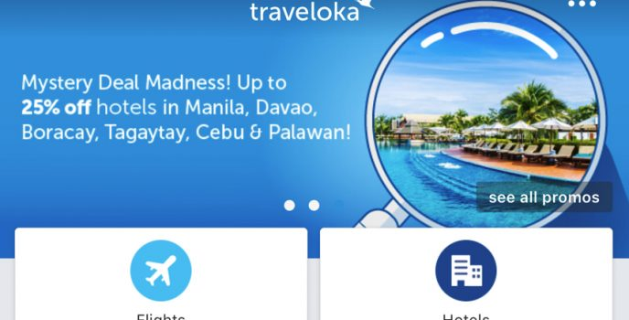 Weekend getaway is just an App away with Traveloka