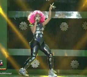 Awra Briguela's Nicki Minaj transformation wins Your Face Sounds Familiar: Kids The Grand Showdown