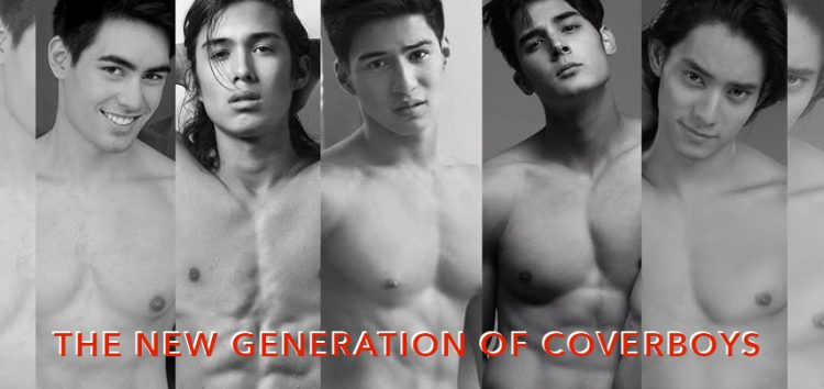 ASAP welcomes the new generation of Coverboys this Sunday!