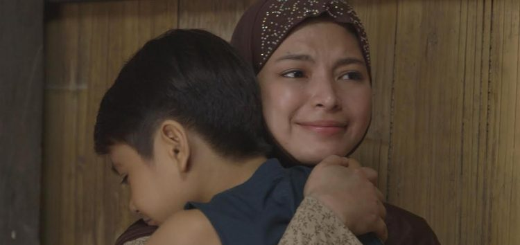 Angel Locsin shed light in Samina's side in Maalaala Mo Kaya