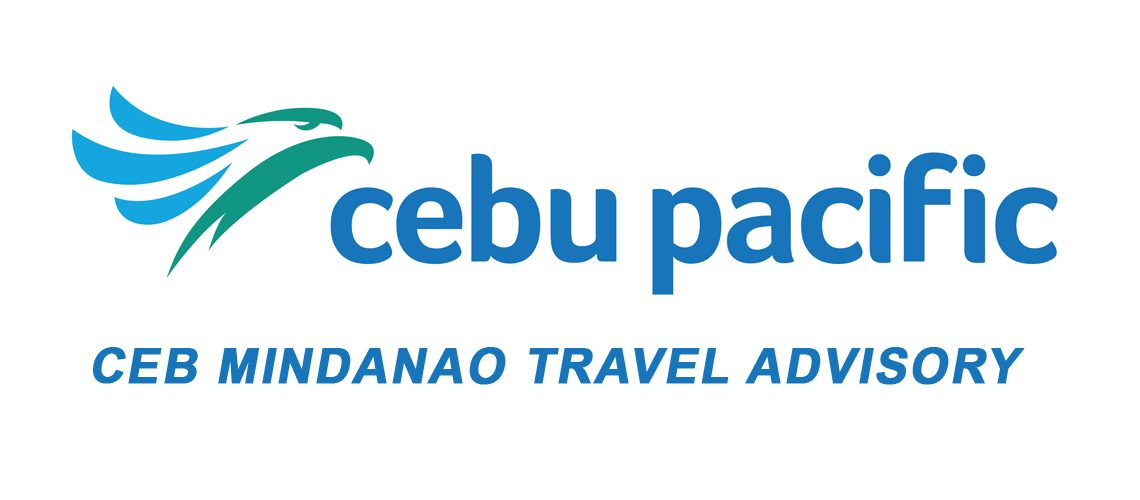 Cebu Pacific releases Mindanao travel advisory