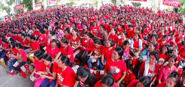 Coca-Cola STAR program gathers 1,000 women entrepreneurs in Cebu