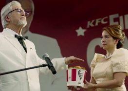 Ronaldo Valdez is KFC's first Filipino colonel