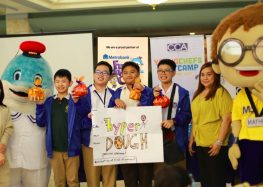 Math Geniuses Had Fun with Metrobank Fun Savers Club