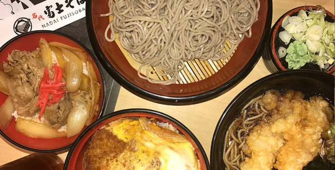 Go beyond ramen and explore authentic Japanese cuisine with Nadai Fujisoba