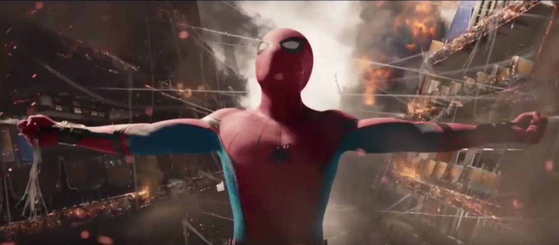 Spider-Man: Homecoming third trailer is out!