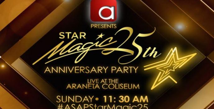 Star Magic celebrates silver anniversary at The Big Dome!