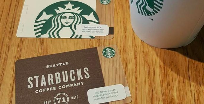A special summer treat awaits for Starbucks cardholders this May