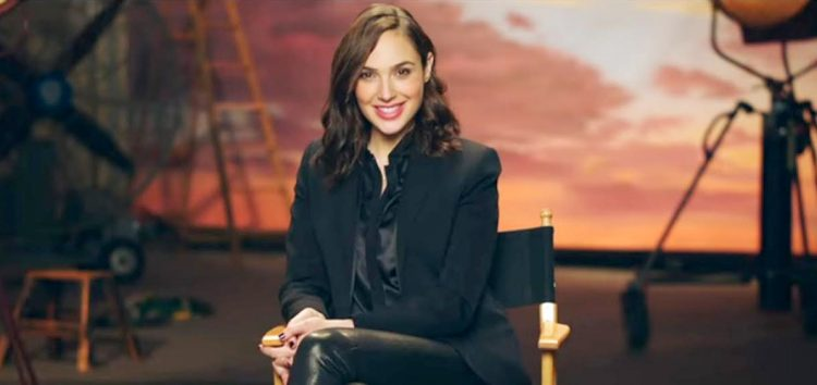 Gal Gadot invites Filipino supporters to watch Wonder Woman