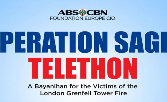 ABS-CBN Foundation Europe to hold telethon for London Grenfell Tower fire victims