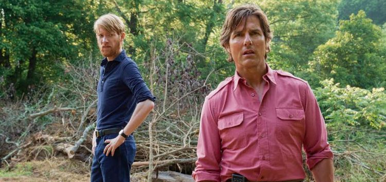 Tom Cruise's American Made trailer unveiled!