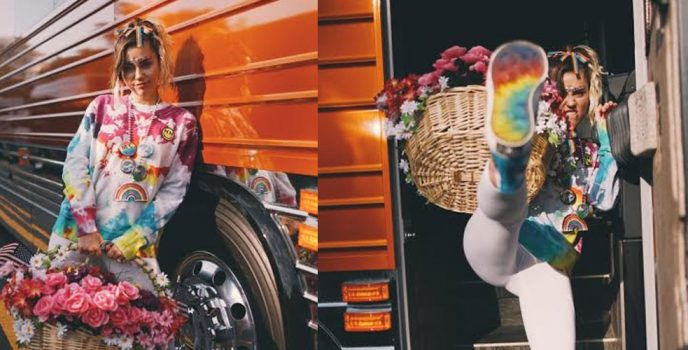 Pop icon Miley Cyrus joins Converse