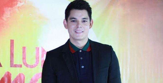 "Richard Gutierrez on signing with ABS-CBN: ""I only hear great things about this network… now I'm here!"""