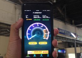 EDSA is officially a #SmartWIFI Spot