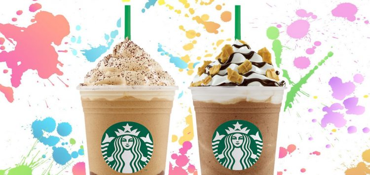 Calm your senses with Starbucks sweet offerings this June