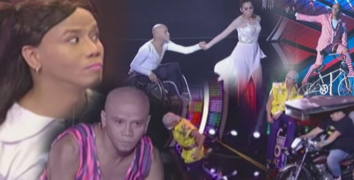"Five ""Greatest Entertainer"" worthy performances of Wacky Kiray in I Can Do That"