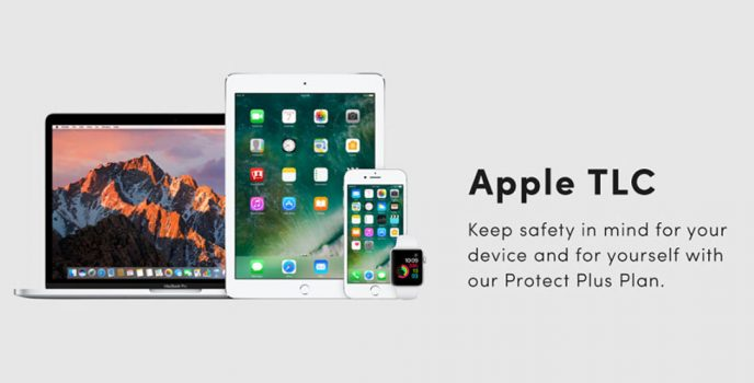 Accident-proof your Apple device with Power Mac Center Protect Plus