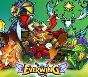Pinoy Dragons now available in EverWing thanks to Smart!