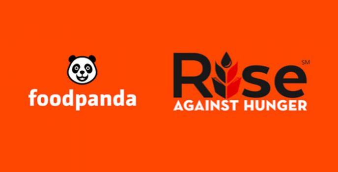 foodpanda pledges to rise against hunger!