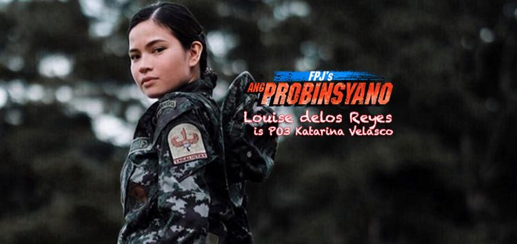 Former GMA Network actress Louise delos Reyes officially joins FPJ's Ang Probinsyano