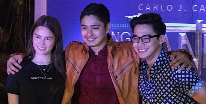 Elisse Joson and McCoy de Leon join Coco Martin's Ang Panday
