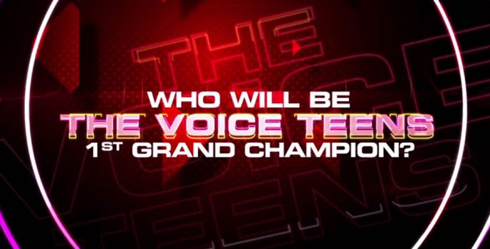 "Who will be the first ""The Voice Teens"" Grand Champion?"