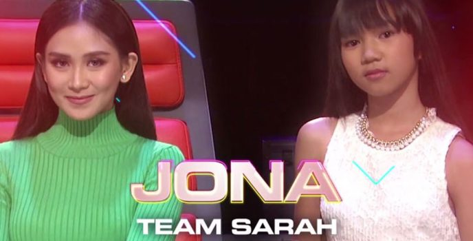 Jona Marie Soquite is The Voice Teens Grand Champion!