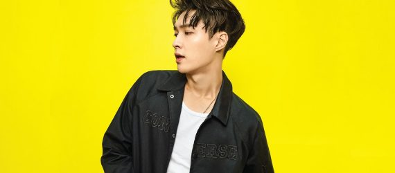 EXO's Lay Zhang joins the Converse's All Star squad!