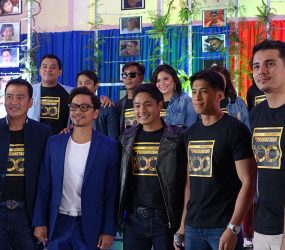 Coco Martin welcomes former Kapuso prime actors Aljur and Louise on FPJ's Ang Probinsyano