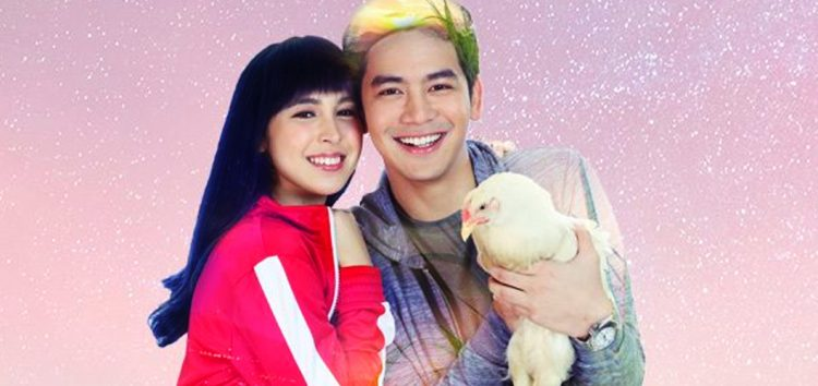 "JoshLia is back on the big screen with Star Cinema's ""Love You To The Stars And Back"""