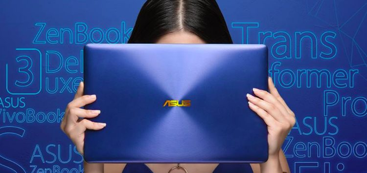 Is Asia's Next Top Model 2017 Winner Maureen Wroblewitz the newest ASUS Notebook ambassador?