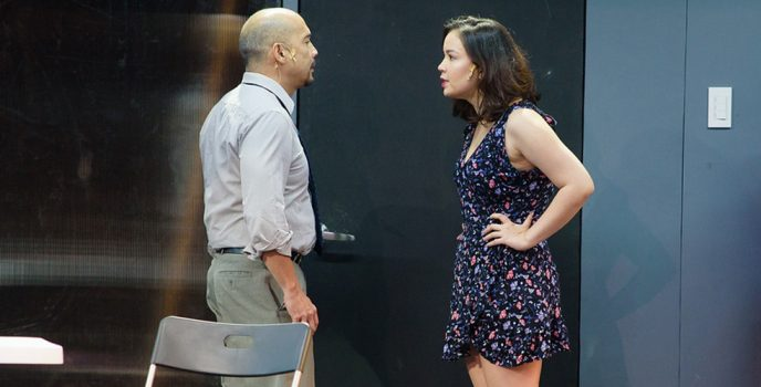 Blackbird: 90 minutes of intense of love, lust and obsession