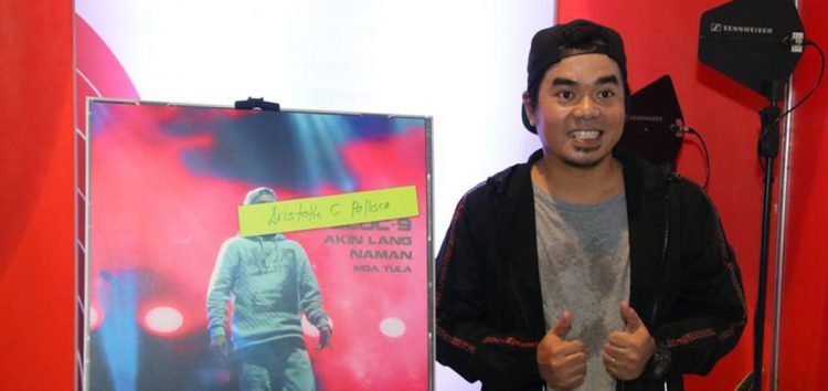 "GLOC-9 awe-inspires in poem collection ""Akin Lang Naman"""