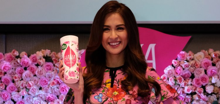 Hana Shampoo unveils new variants and Marian Rivera-Dantes new TVC