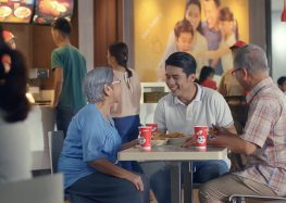 "Jollibee celebrates Grand Parent's Day with heartwarming ""Apo"" video"