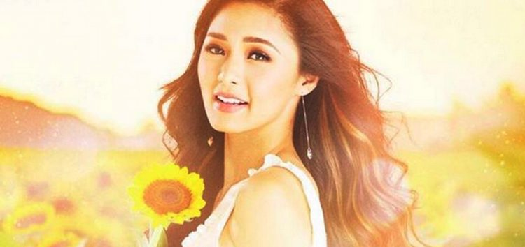 "Kim Chiu kicks off 11th year in showbiz with third album entitled ""Chinita Princess: Touch of Your Love"""
