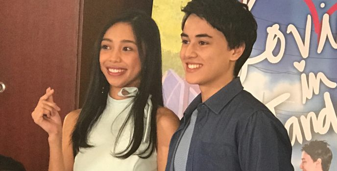 Get ready to laugh and fall in love with MayWard in Loving in Tandem