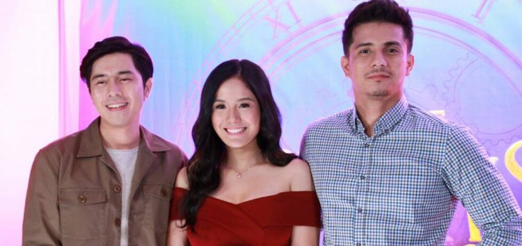 "The ""Promise of Forever"" begins today on ABS-CBN's Kapamilya Gold"