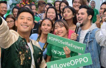 OPPO widens reach in the Cebuano community