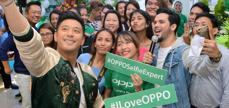OPPO widens reach in the Cebuano community