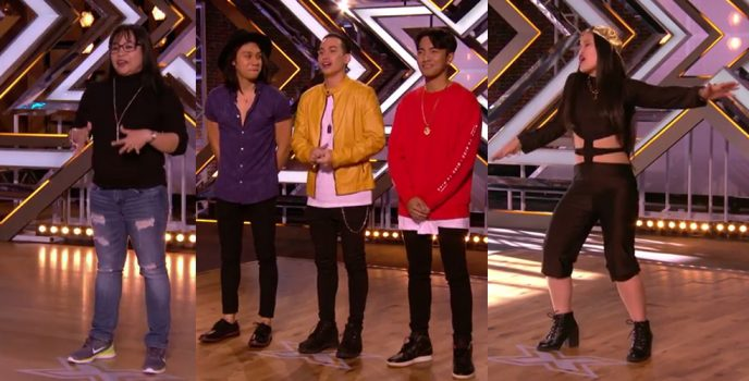 Pinoys continue to surprise The X Factor UK judges