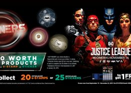 """Spin your way to 7-Eleven to collect limited edition """"Justice League"""" fidget spinners"""