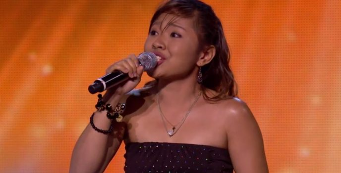 Alisah Bonaobra is moving to the 6 Chair Challenge of The X Factor UK