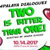 """Ampalaya Monologues celebrates 2nd Year with one-night-only """"Two is Bitter than One"""" 6 one-act plays"""