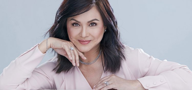For Charo Santos-Concio, a diamond is forever